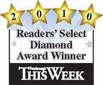 Reader's Select Award 2010