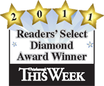 Reader's Select Award 2011
