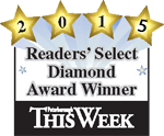 Reader's Select Award 2015